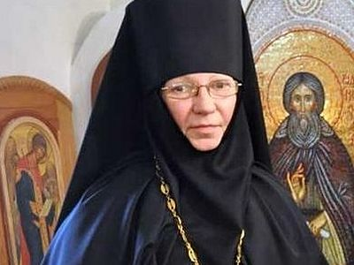 Abbess Murdered in Belorussia