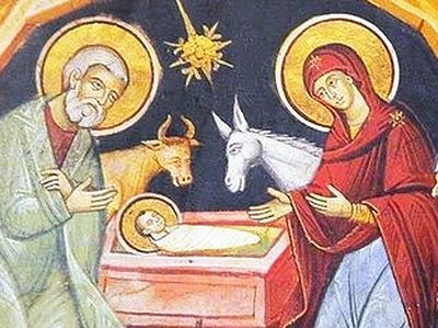 Homily on the Nativity of Christ