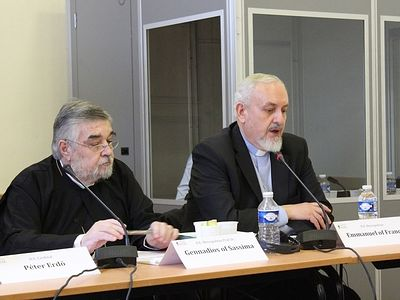 "Report of ""Kiev Patriarchate"" meeting with Constantinople reps called into question"
