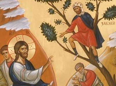 How Zacchaeus Reclaimed Paradise