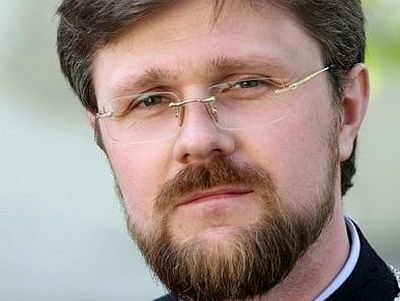 """Kiev Patriarchate"" deepens Ukrainian schism, no unification in sight—Fr. Nikolai Danilevich"