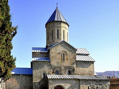 Georgia's Tsilkani Mother of God complex given status of cultural monument of national significance