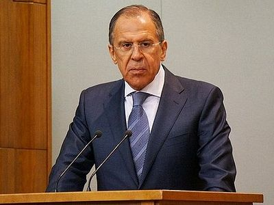 Lavrov calls for end to interference, persecution of Ukrainian Orthodox Church