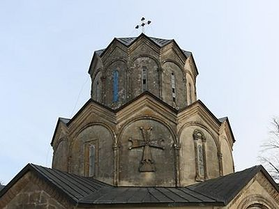 $370,000 allocated to restore Georgian Katskhi Monastery