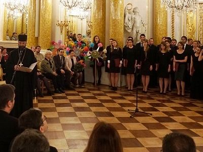Polish Orthodox Church holds benefit concert for Syrian children