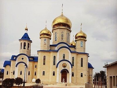 Russian church on Cyprus to open in March