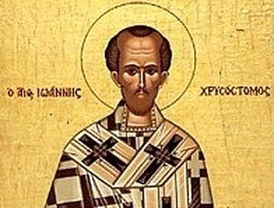 The Life of Saint John Chrysostom