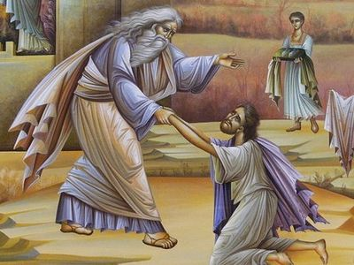 Homily on the Prodigal Son
