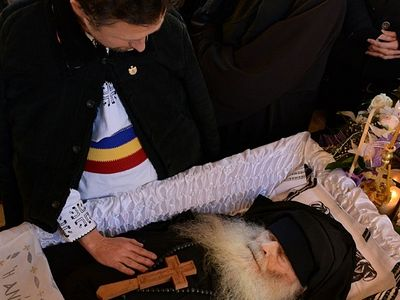 Elder Proclu of Romania reposes in the Lord (+ VIDEO)