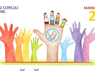 "Press Release: The Romanian March for Life 2017 – ""Help the Mother and Child! They Depend on You"""