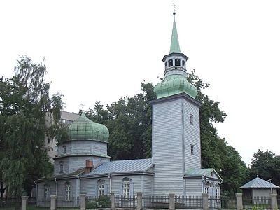 Estonian capital allocates $53,000 to restore Orthodox church