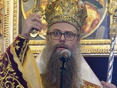Metropolitan Onuphry is a man of very strong prayer