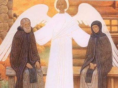 Monasticism and Life in the World: A Single Path