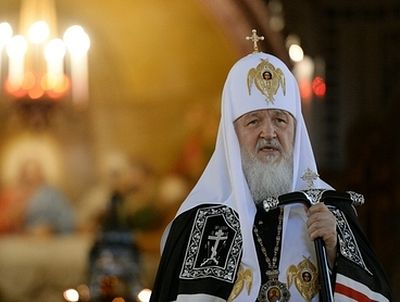 The Word of Patriarch Kirill at Forgiveness Vespers 2011