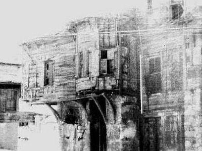 House of St. Ephraim of Nea Makri collapses; House of St. Nektarios being rebuilt