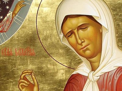 Miraculous Help from Blessed Matrona of Moscow in Our Day