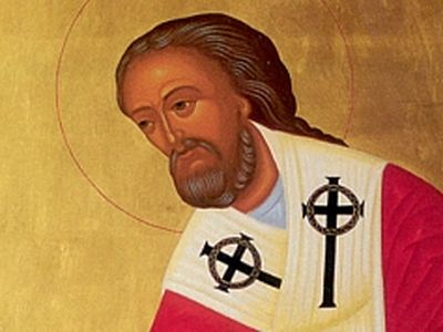 Holy Hierarch Chad of Lichfield, Apostle of Mercia, Wonderworker