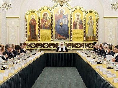 В Москве прошло заседание Президиума Общества русской словесности