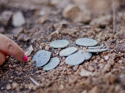 1400-year-old Byzantine coins found near Jerusalem