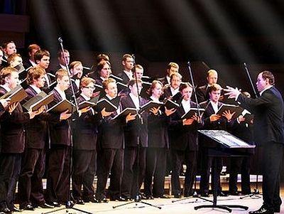 19 апреля хор Сретенского монастыря даст юбилейный концерт