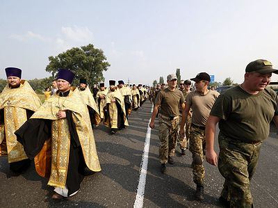 Ukrainian Nationalists seek to forcibly rename Ukrainian Orthodox Church