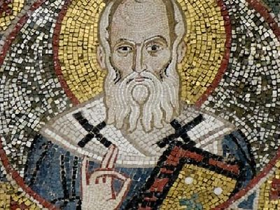 St. Gregory of Nazianzus's Second Oration on Pascha