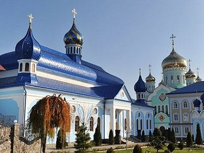Ukrainian Orthodox Church establishing four new monasteries