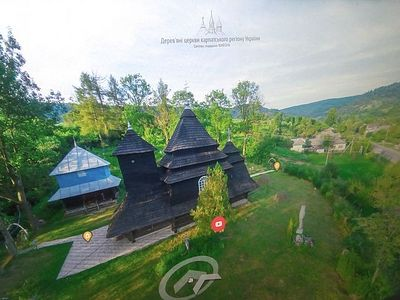 Virtual tour of Carpathian wooden churches launched