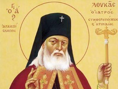 Отросшие пальцы Назара и другие чудеса святого Луки