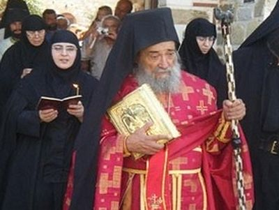 Abbot of Dochariou: Greece was expecting Mt. Athos to promote the godless European Union