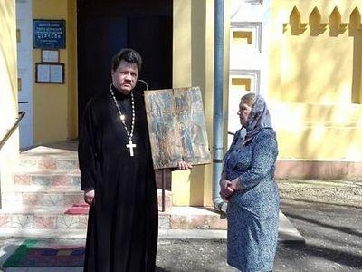 В смоленский храм икона вернулась спустя 74 года