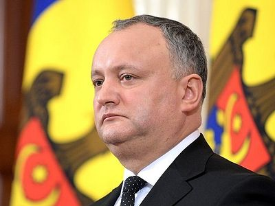 Orthodoxy is non-negotiable for Moldova—President Dodon