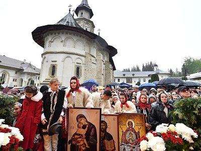 Four saints of Putna Monastery canonized by Romanian Orthodox Church
