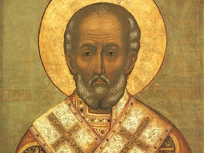How His Beatitude Onuphry Witnessed a Miracle by the Prayers of St. Nicholas the Wonderworker