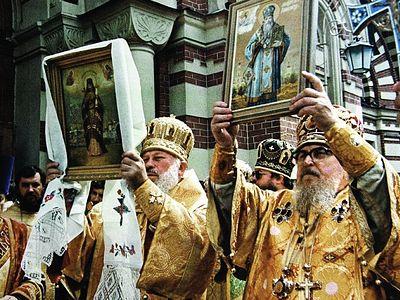 К 25-летию Харьковского Собора УПЦ: воспоминания очевидца