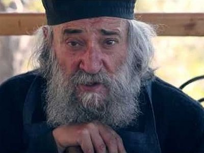 Abbot of Dochariou Monastery: They are progressively destroying Orthodoxy