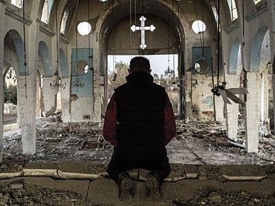 American Christianity Declines as the Martyrs of the Middle East Bear Powerful Witness to Christ