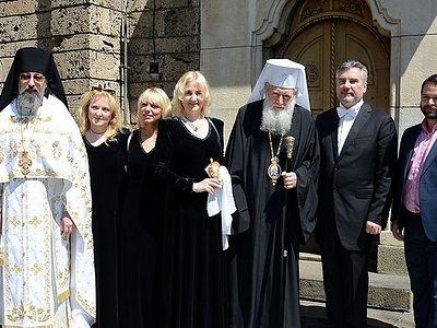Дни русской духовной культуры проходят в Болгарии