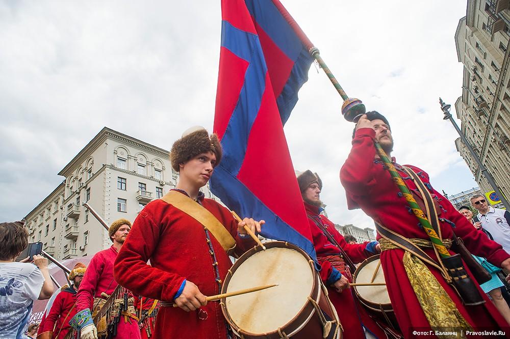 Московские стрельцы XVII века