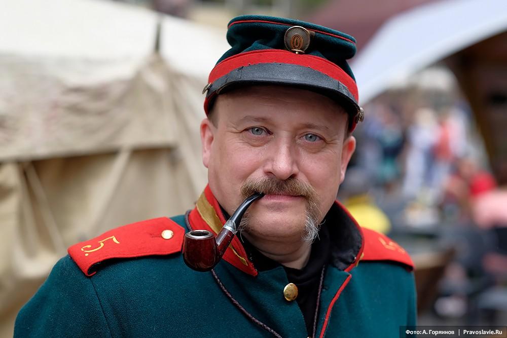 Солдат Крымской войны
