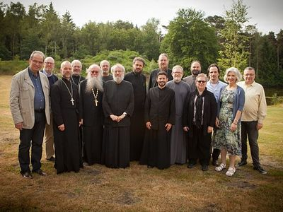 Orthodox pastors, theologians gather in Amsterdam to discuss their views on issues of sexuality