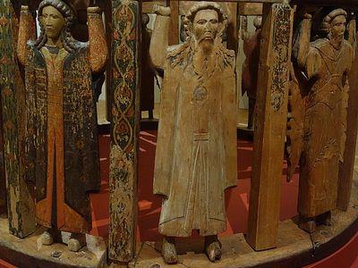 Лекция о древнем амвоне Софийского собора будет прочитана он-лайн
