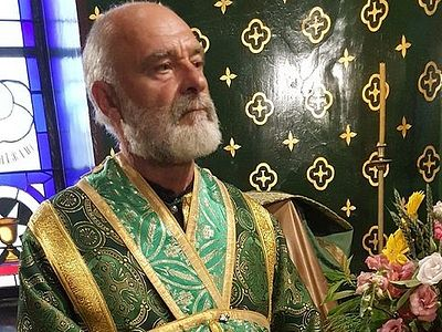 """Every Human Life is a Gift From God"". The Long Journey of a Swiss Catholic To Orthodoxy"