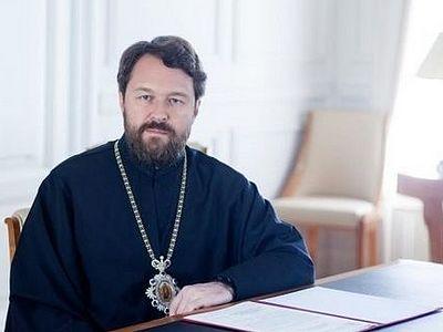"""Ukrainian Patriarchate"" is a schismatic structure—Met. Hilarion"