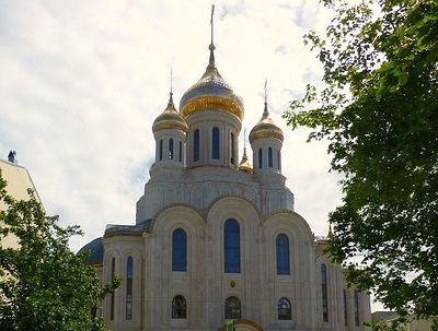 New cathedral at Sretensky Monastery marks new page in Russian Orthodox architecture—rector of Moscow Architectural Institute