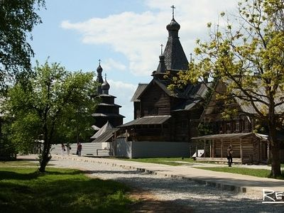 Новгородский музей деревянного зодчества «Витославлицы» переживает масштабную реставрацию