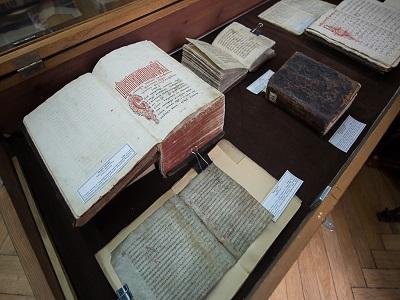 Представлен проект оцифровки рукописей Александро-Свирского монастыря