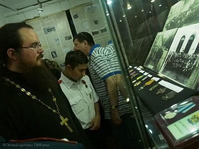 В Томске открылась выставка о трагической судьбе казачества