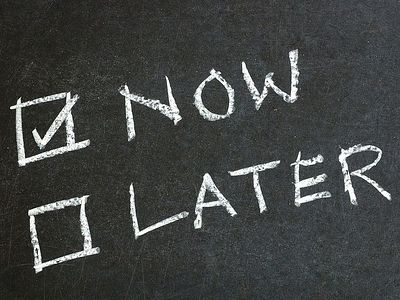 The Problem of Procrastination