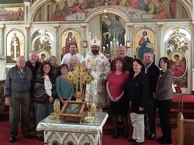 Two parishes of OCA-Eastern PA abandon Orthodox Church
